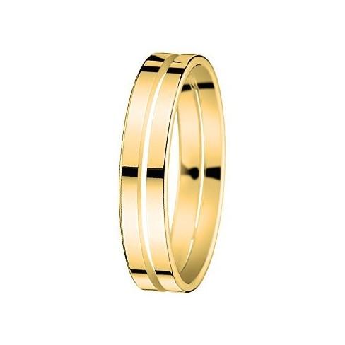 Alliance de mariage en Or jaune - 07031461J