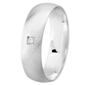 Alliance Diamant homme - 6,0