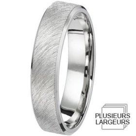 Alliances à moins de 600€ - Alliance de mariage Palladium