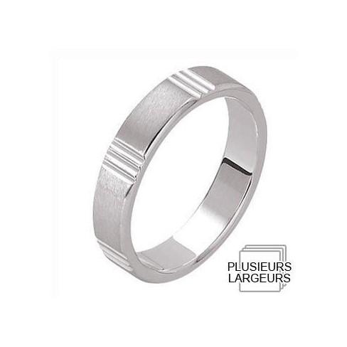 Alliance Platine fantaisie - 04030620P - Boutique Alliance