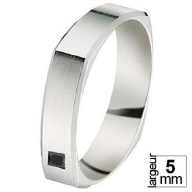 Alliance homme Diamant - Alliance de mariage...
