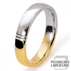 Alliance de mariage 2 Ors 750