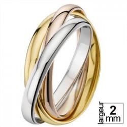 Alliance de mariage entrelacée 3 Ors