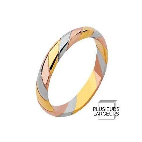 Alliance de mariage 3 Ors - 04031025T