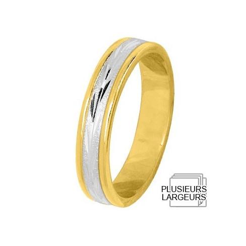 Alliance de mariage 2 Ors - 11030713
