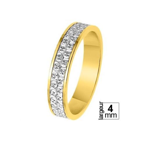 Alliance de mariage 2 Ors - 11030717