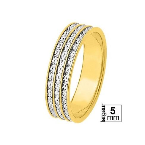 Alliance de mariage 2 Ors - 11030771