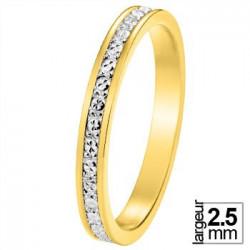 Alliance de mariage 2 Ors - 11030770