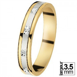 Alliance de mariage 2 Ors - 07030226