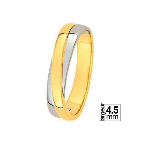 Alliance de mariage 2 Ors - 11030727