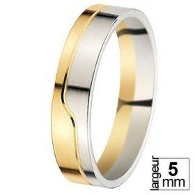 Alliance homme - Alliance de mariage 2 Ors