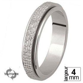Les diamantées - Alliance de mariage...