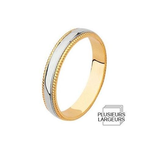Alliance de mariage 2 Ors - 04030062B