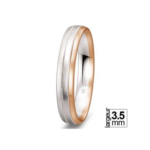 Alliance de mariage 2 Ors 585