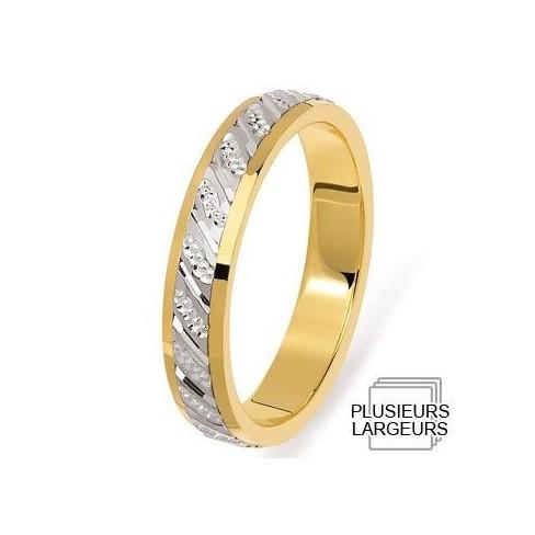 Alliance de mariage 2 Ors - 04030915B