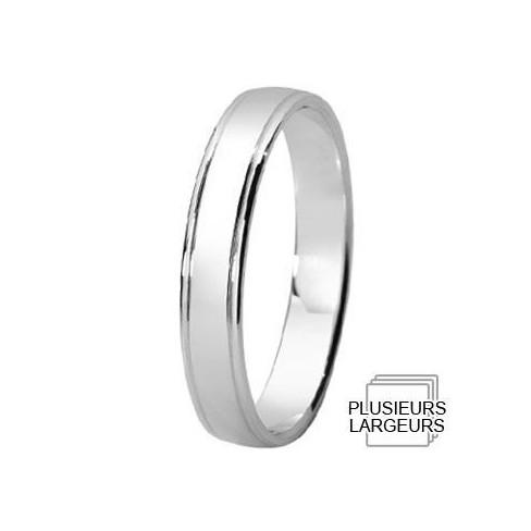 Alliance de mariage Argent - 12031709A