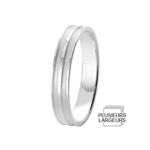 Alliance de mariage Argent - 12031707A