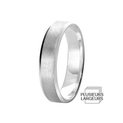 Alliance de mariage Argent - 12031704A