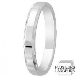 Alliance de mariage Argent - 12031722A