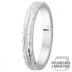 Alliance de mariage Argent - 12031724A