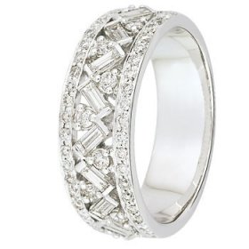 Alliance Diamant baguette - 0.90 ct