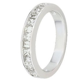 Alliance Diamant baguette - 0.70 ct