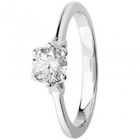 Bague solitaire Diamant...