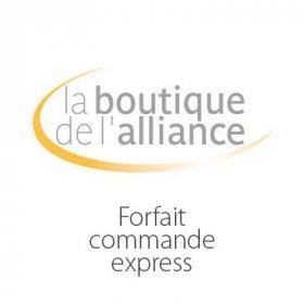 Services - Forfait commande express
