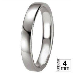 Alliance femme pas cher - Alliance de mariage Argent