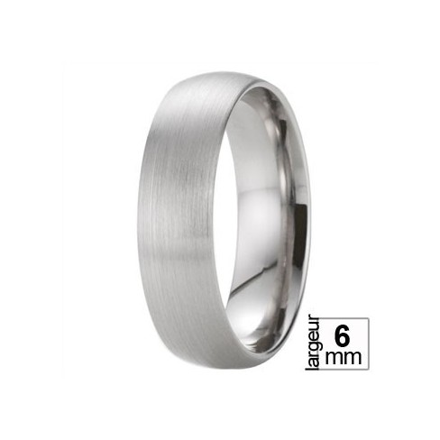 Alliance de mariage en Platine 950 - Boutique Alliance