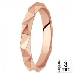 Alliance Or rose 750ème Origami