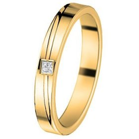Alliance homme Diamant - 3,0